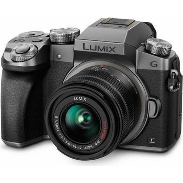 Panasonic Lumix DMC-G7 + 14-42mm