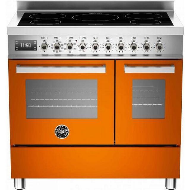 Bertazzoni PRO90 5I MFE D AR T Orange