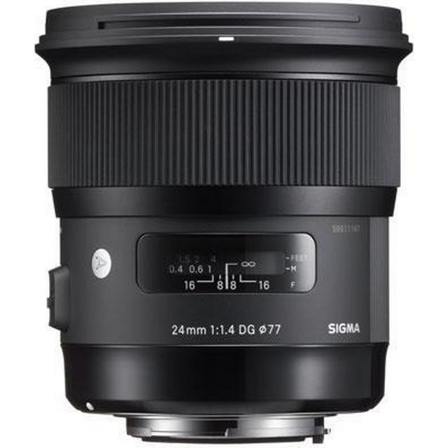Sigma 24mm F1.4 DG HSM Art for Sigma