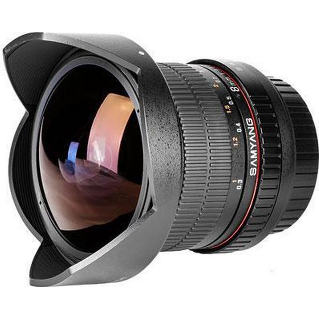 Samyang 8mm F3.5 UMC Fisheye CS II for Sony E