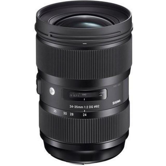 Sigma 24-35mm F2 DG HSM Art for Canon