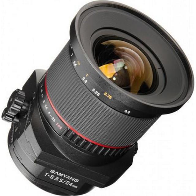 Samyang T-S 24mm F3.5 ED AS UMC for Fujifilm X