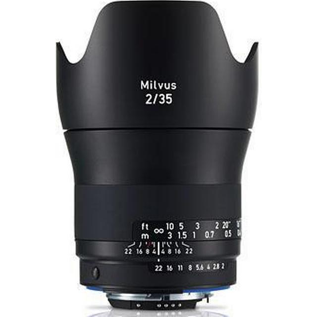 Zeiss Milvus 2/35mm ZF.2 for Nikon
