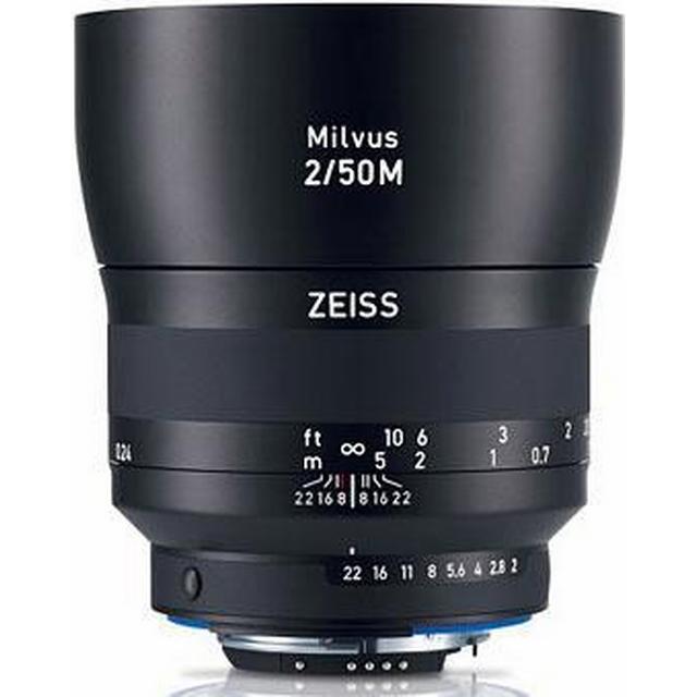 Zeiss Milvus 2/50mm ZF.2 Macro for Nikon F
