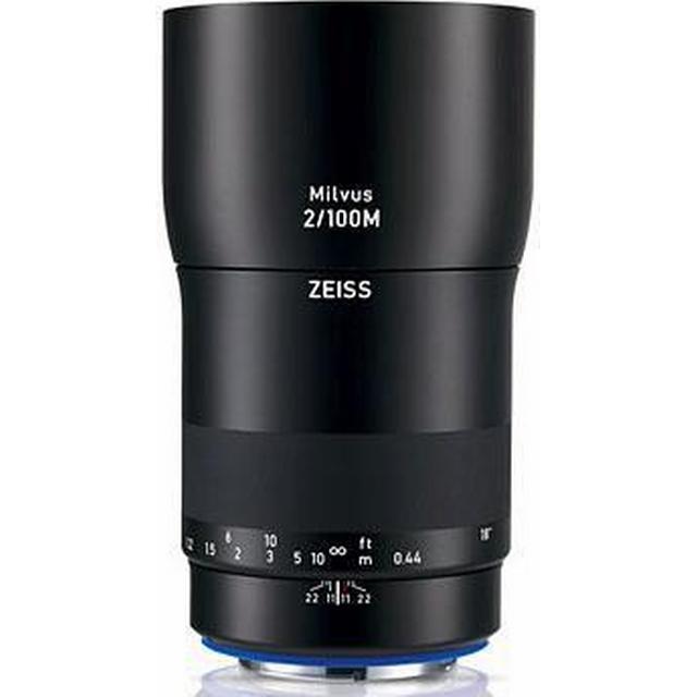 Zeiss Milvus 2/100mm ZE Macro for Canon