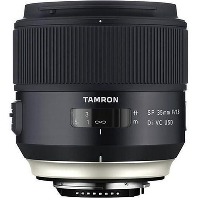 Tamron SP 35mm F1.8 Di VC USD for Canon
