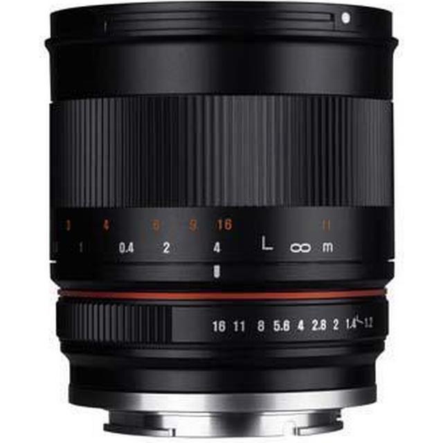 Samyang 50mm F1.2 AS UMC CS for Sony E