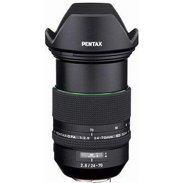 Pentax HD D-FA 24-70mm F2.8 ED SDM WR