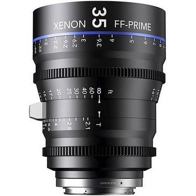 Schneider Xenon FF-Prime T2.1/35mm for Nikon