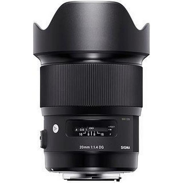 Sigma 20mm F1.4 DG HSM Art for Canon EF