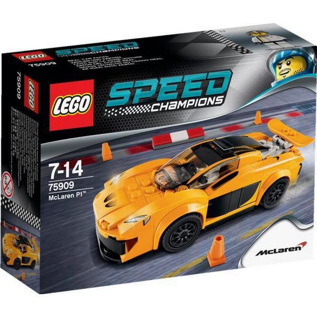 Lego Speed Champions McLaren P1 75909