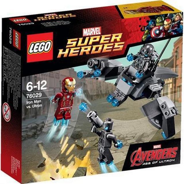 Lego Super Heroes Iron Man vs. Ultron 76029