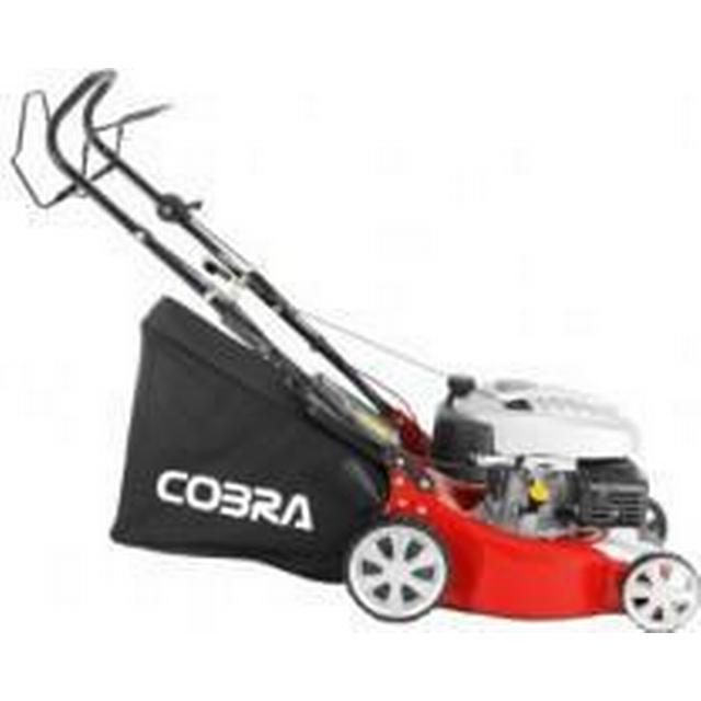 Cobra M40SPC Petrol Powered Mower