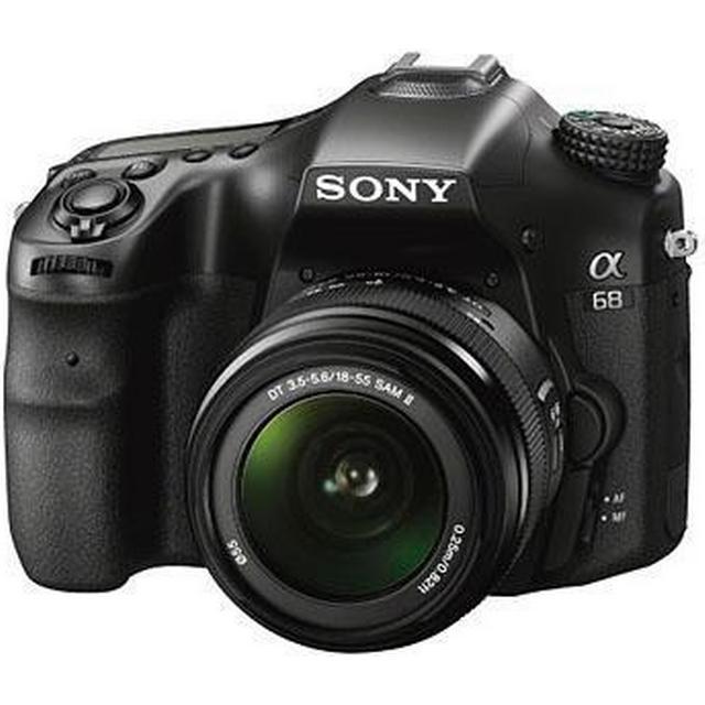 Sony Alpha 68 + 18-55mm II