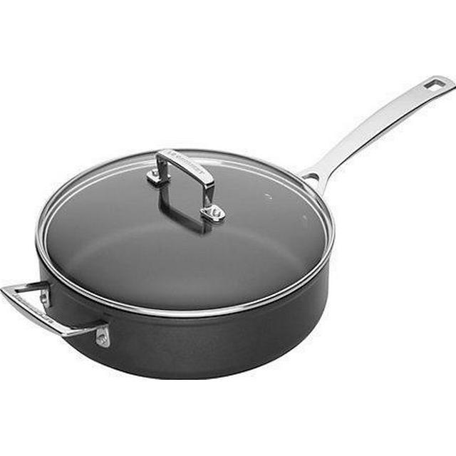 Le Creuset Toughened Non Stick Saute Pan with lid 26cm