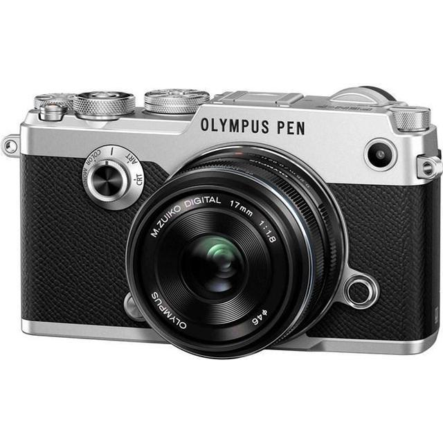 Olympus PEN-F + 17mm