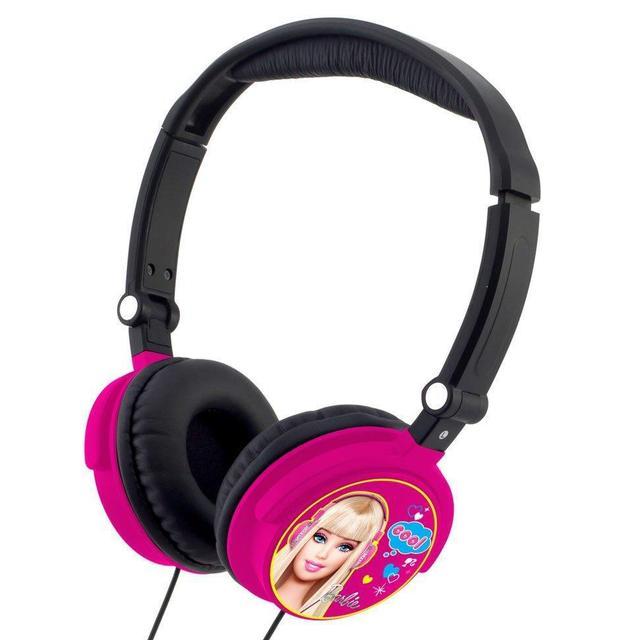 Lexibook Trendy Barbie Stereo Headphones