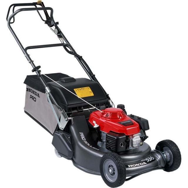 Honda HRH 536 QX Petrol Powered Mower