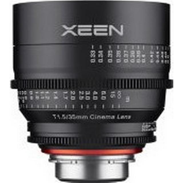 Samyang Xeen 35mm T1.5 for Nikon F