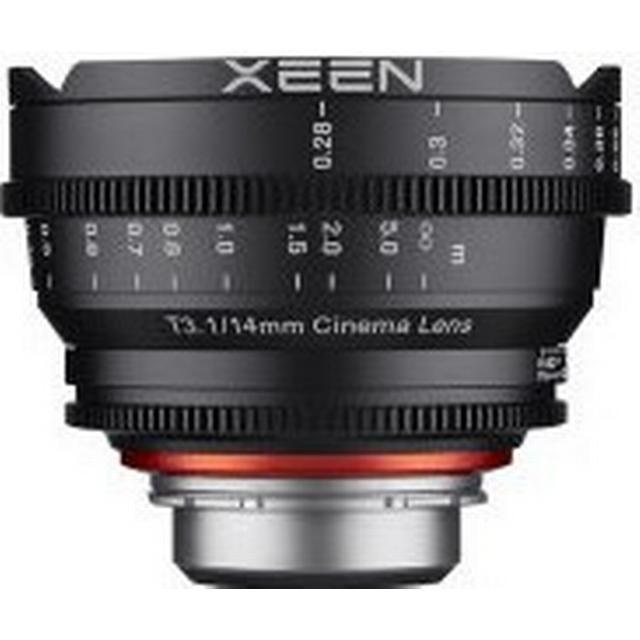 Samyang Xeen 14mm T3.1 for Nikon F