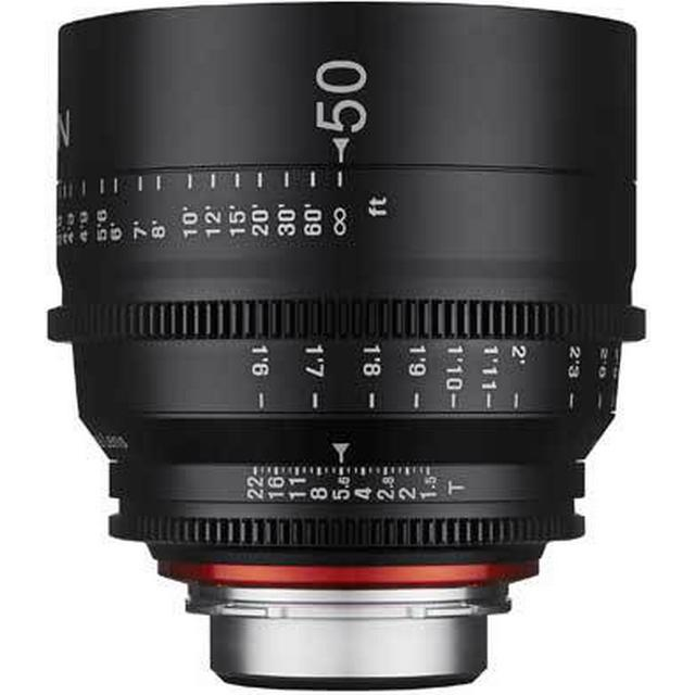 Samyang Xeen 50mm T1.5 for Micro Four Thirds