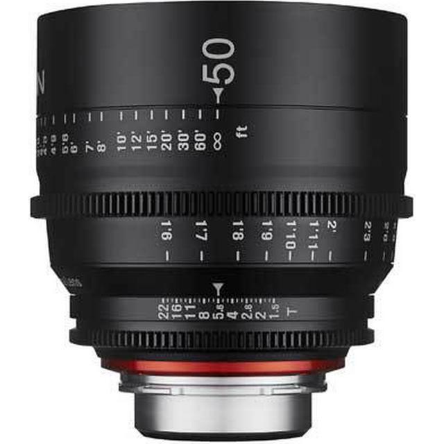 Samyang Xeen 50mm T1.5 for Sony E