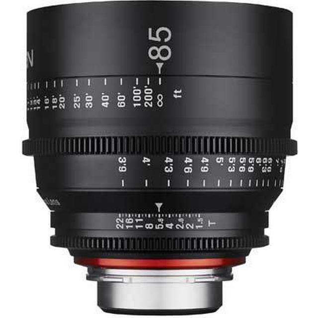 Samyang Xeen 85mm T1.5 for Micro Four Thirds