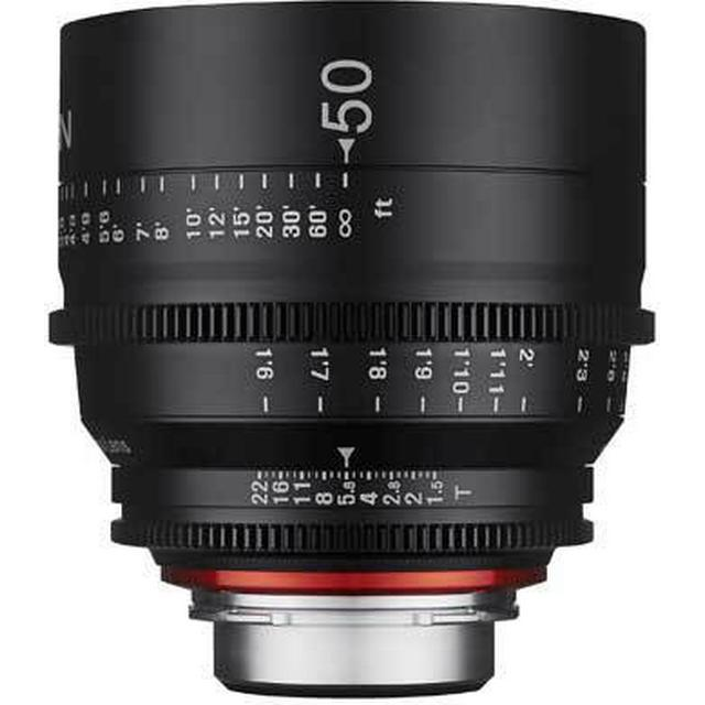 Samyang Xeen 50mm T1.5 for Canon