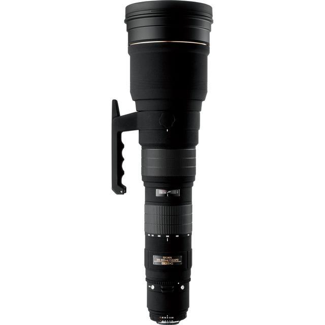 Sigma APO 300-800mm F5.6 EX DG HSM for Canon