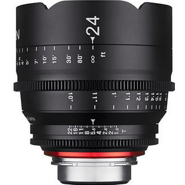 Samyang Xeen 24mm T1.5 for Micro Four Thirds