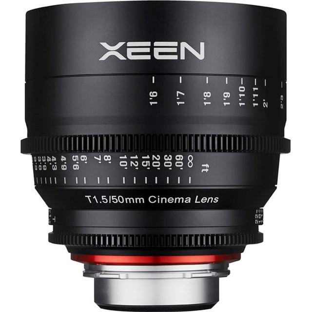 Samyang Xeen 50mm T1.5 for PL