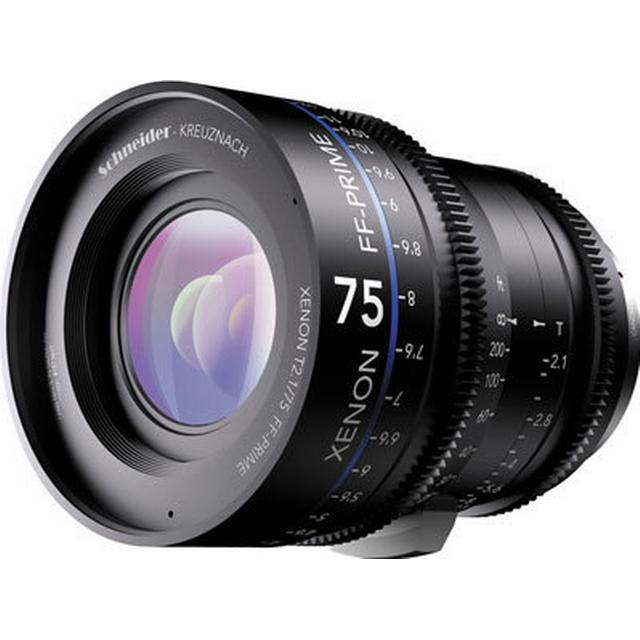 Schneider FF-Prime T2.1/75mm for Canon EF
