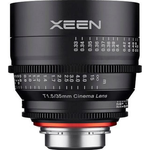 Samyang Xeen 35mm T1.5 for Sony E
