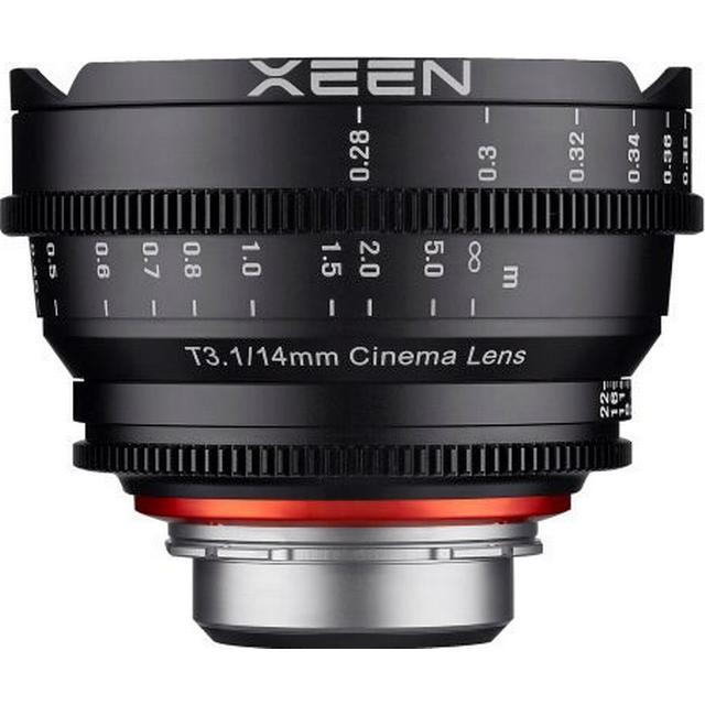 Samyang Xeen 14mm T3.1 for Sony E