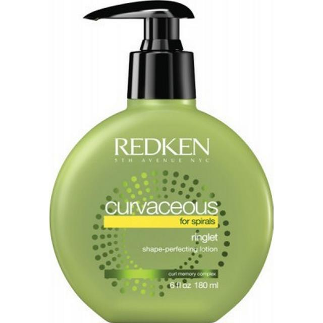 Redken Curvaceous Ringlet Anti Frizz Perfecting Lotion 180ml