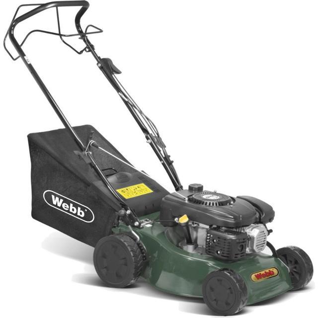 Webb WER46SP Petrol Powered Mower