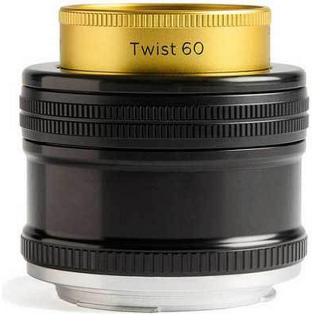 Lensbaby Twist 60mm F2.5 for Canon