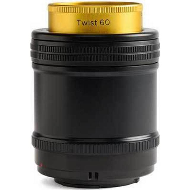 Lensbaby Twist 60mm for Sony E