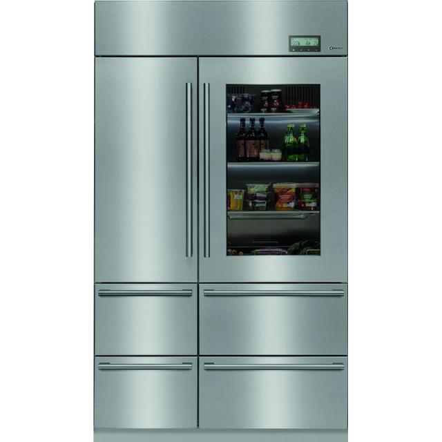 Caple CAFF60 Stainless Steel