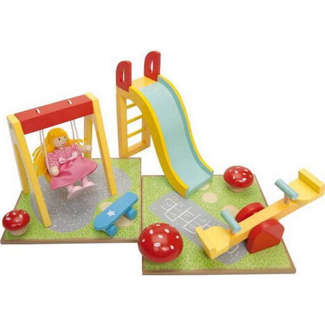 Le Toy Van Dockhusmöbler Lekplats