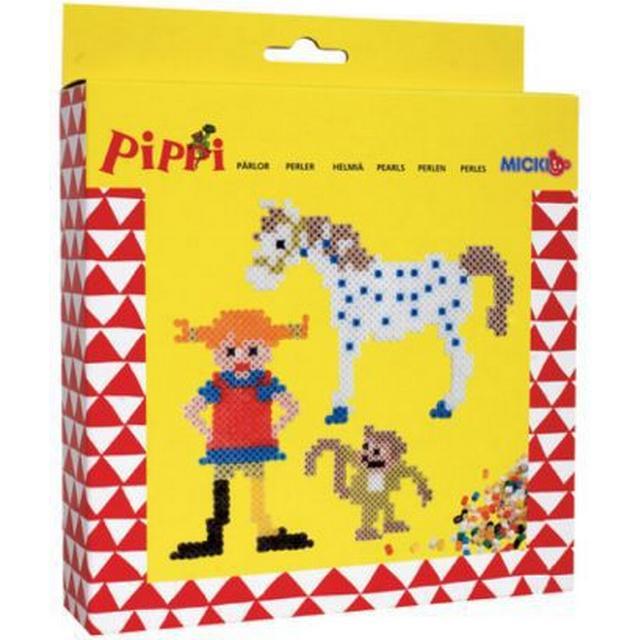 Micki Pippi Långstrump Pärlset 2000 st Pärlor