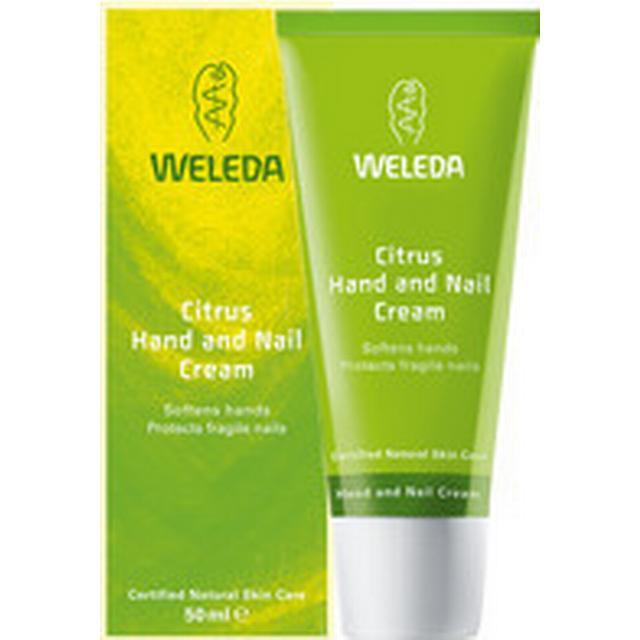 Weleda Citrus Hand & Nail Cream 50ml
