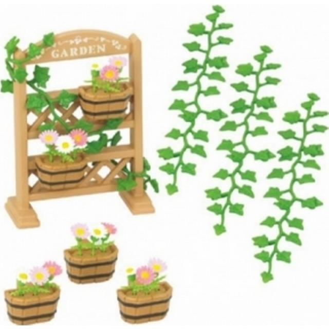 Sylvanian Families Garden Decoration Set