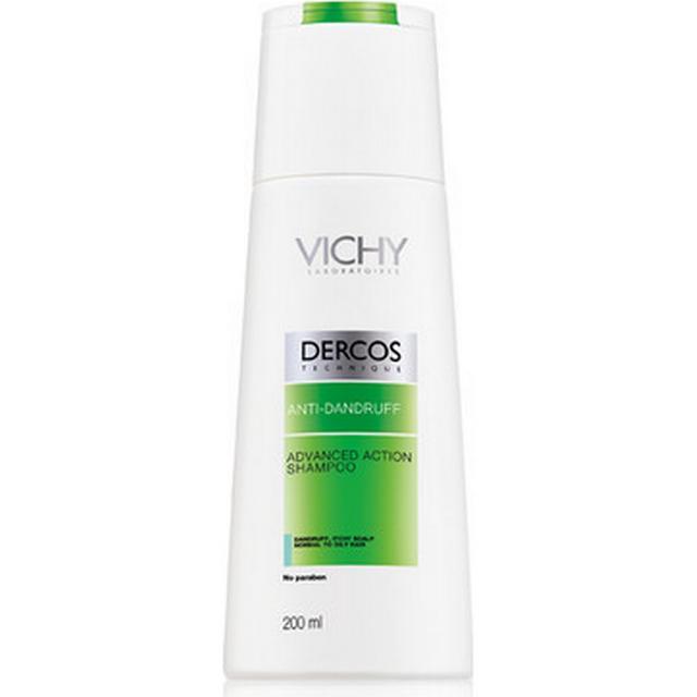 Vichy Dercos Anti Dandruff Shampoo Treatment for Oily Hair 200ml
