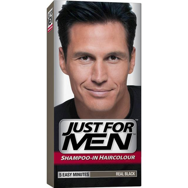 Just For Men Hair Colour H-55 Real Black