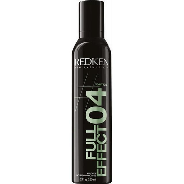 Redken Volume Full Effect 04 All-Over Nourishing Mousse 250ml