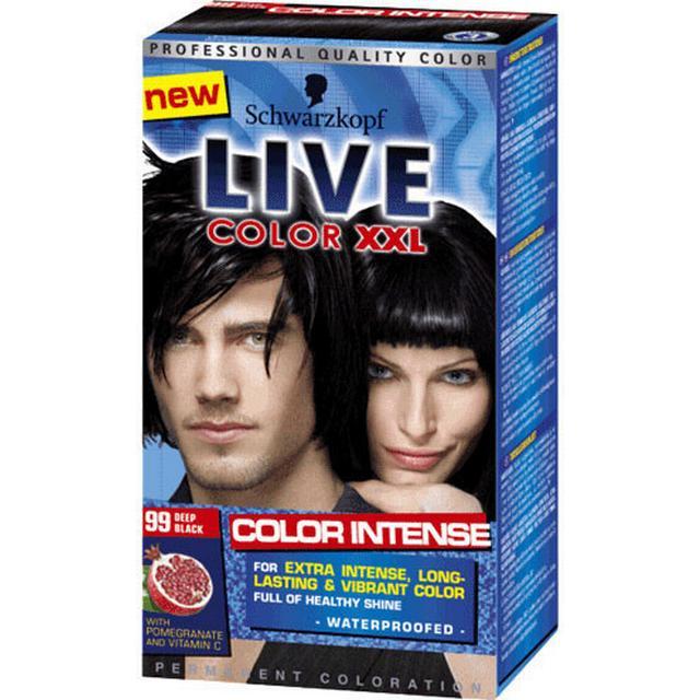 Schwarzkopf Live Color XXL 99 Deep Black