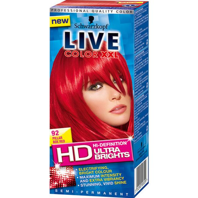 Schwarzkopf Live Color Ultra Brights 92 Red
