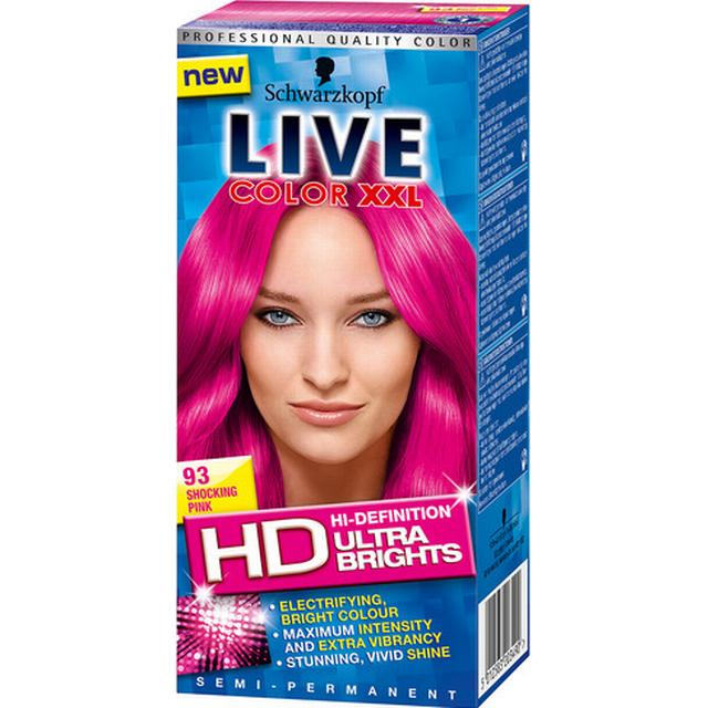 Schwarzkopf Live Color Ultra Brights 93 Pink