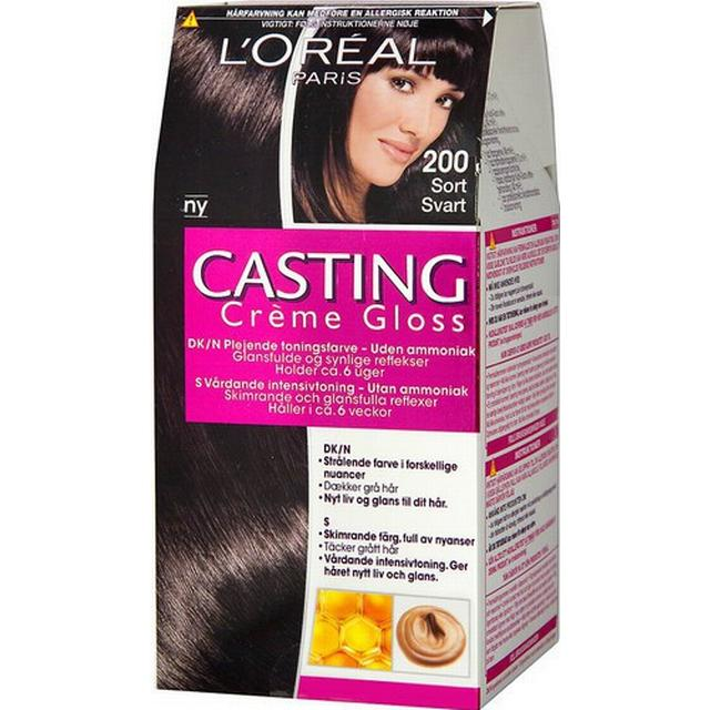 L'Oreal Paris Casting Crèmegloss #200 Ebony Black